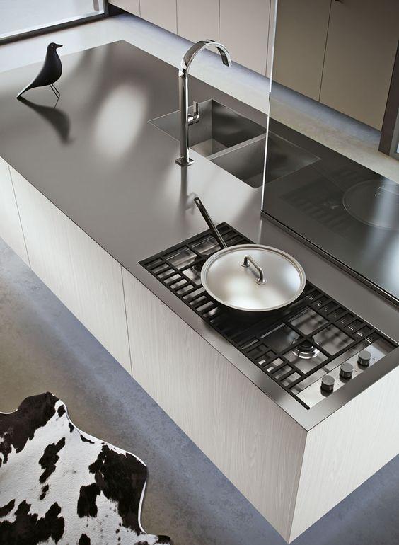 migliori materiali cucina